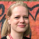 Caroline Milne staff
