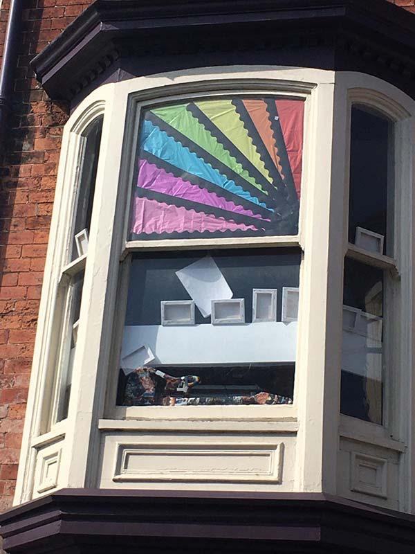 Evolve window 2 - News